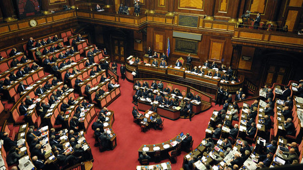 Referendum dorino piras for Sito parlamento italiano