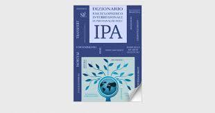 Dizionario IPA